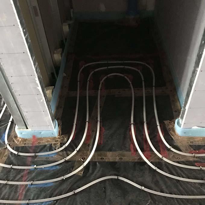 Under Floor Heating Installation Stirling